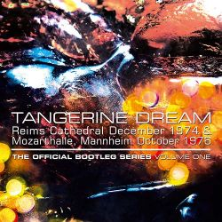 NEWS The first volume of the official bootlegs by Tangerine Dream out