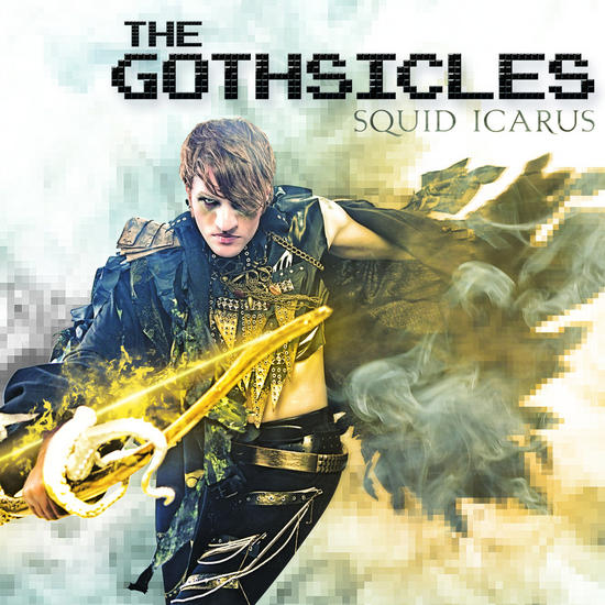 22/01/2015 : THE GOTHSICLES - Icarius