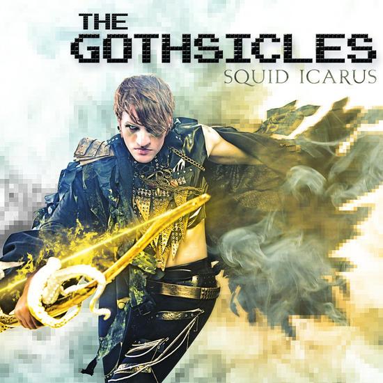 22/01/2015 : THE GOTHSICLES - Icarius