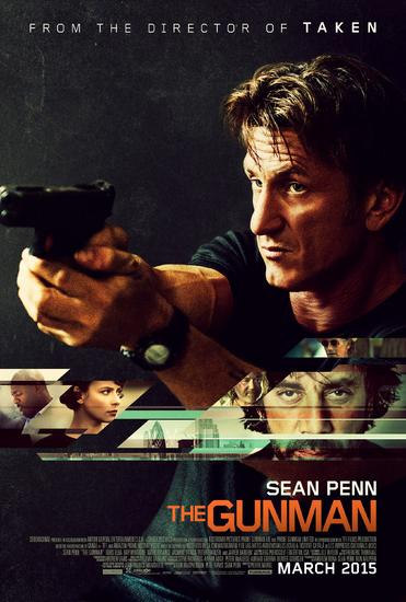 28/06/2015 : PIERRE MOREL - The Gunman