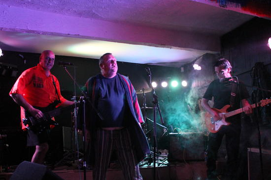 06/11/2015 : THE HAMSTERS - Salford 31-10-2015