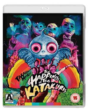 NEWS The Happiness of the Katakuris - Blu-ray & DVD 22nd June