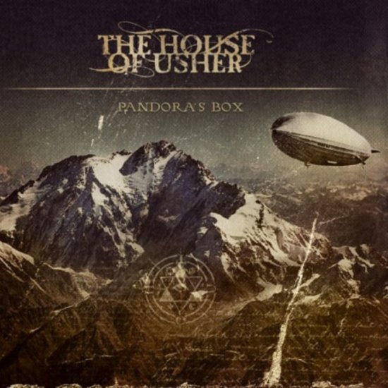 13/07/2011 : THE HOUSE OF USHER - Pandora's box