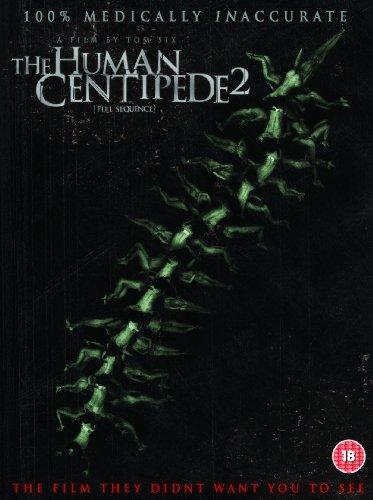 22/08/2012 :  - The Human Centipede II