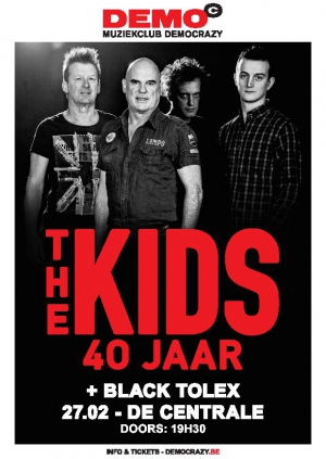 NEWS The Kids celebrate 40 years of punk