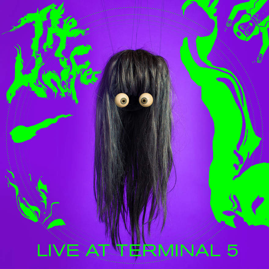 NEWS The Knife releases new live album & DVD 'Live at Terminal 5