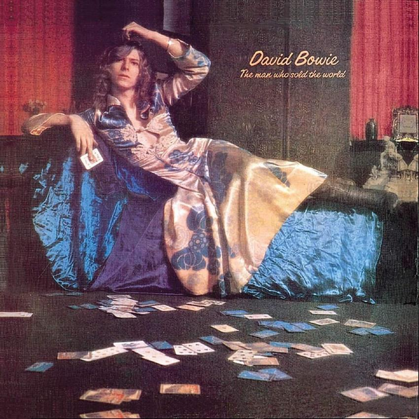 08/12/2016 : DAVID BOWIE - The Man Who Sold The World