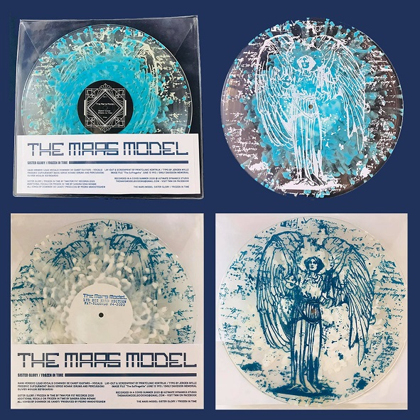 01/12/2020 : THE MARS MODEL - Sister Glory / Frozen in Time