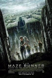 15/10/2014 : WES BALL - The Maze Runner