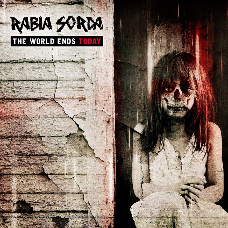 "NEWS The Mexican-German band Rabia Sorda has recorded its hardest album to date ""The World Ends Today"