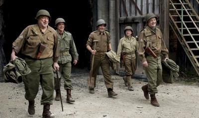 NEWS The Monument's Men out on 9th July (20th Century Fox Benelux)