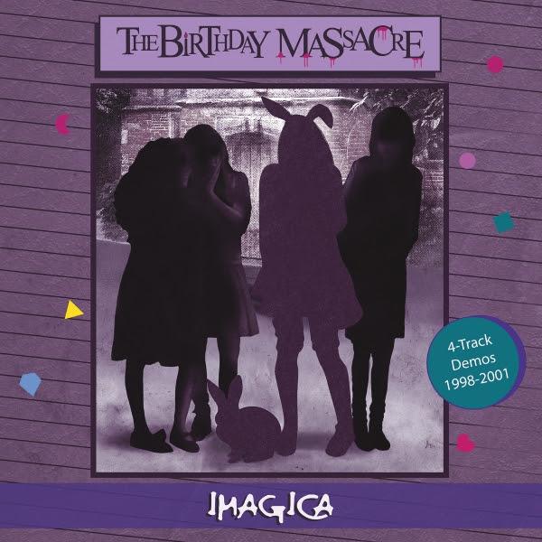 NEWS The original Birthday Massacre demos, Remastered!
