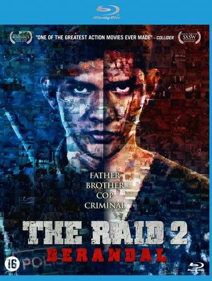 24/12/2014 : GARETH EVANS - The Raid 2