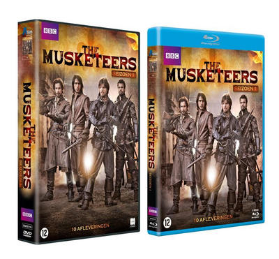 NEWS The return of The Musketeers