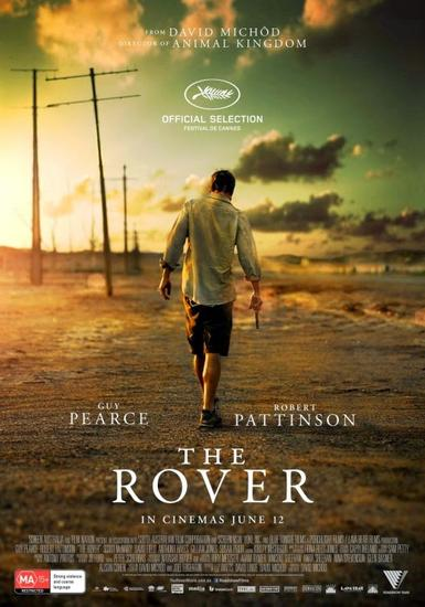 12/11/2014 : DAVID MICHOD - The Rover