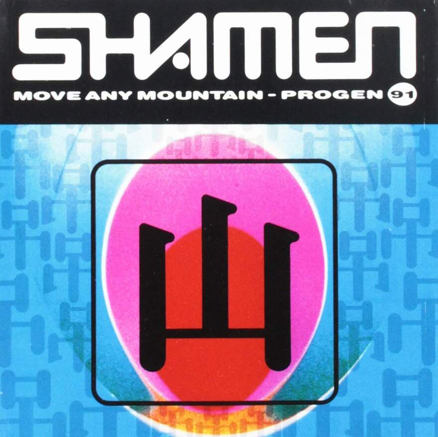 NEWS The Shamen, Moving Any Mountain since 1991! (30 years!)
