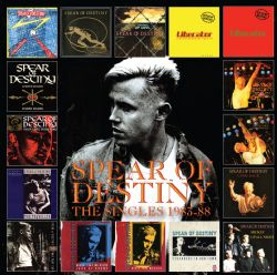 26/07/2012 : SPEAR OF DESTINY - The Singles Collection