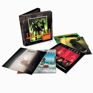 15/03/2015 : THE SOUND - 1984 - 1987: 5CD Box-set: