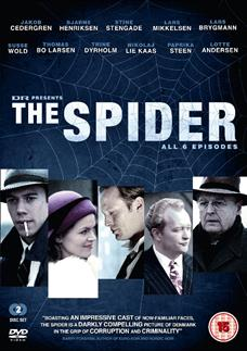 NEWS The Spider out on Nordic Noir (Arrow Video)