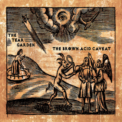 NEWS The Tear Garden (Edward Ka-Spel of The Legendary Pink Dots & cEvin Key of Skinny Puppy) to release Psychedelic Electro album 'The Brown Acid Caveat'