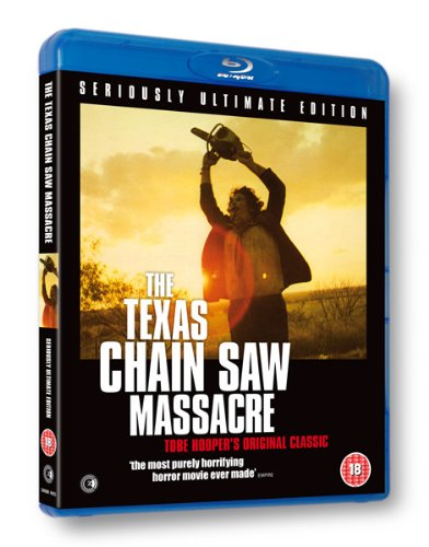 21/11/2014 : TOBE HOOPER - The Texas Chainsaw Massacre