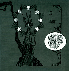 23/10/2011 : LANGUAGE OF LIGHT / CROW TONGUE - The Tower/ Wind Chant