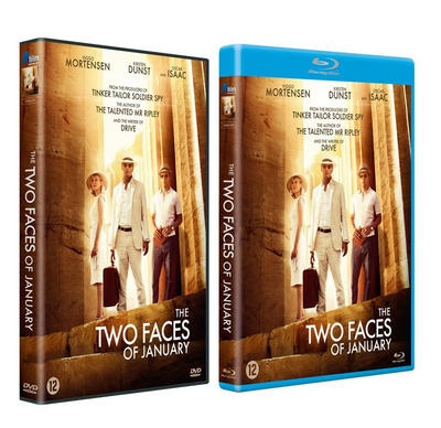 NEWS The Two Faces Of January out on DVD and Blu-ray (A-Film)