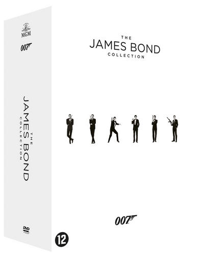 NEWS The ultimate James Bond Collection comes in September