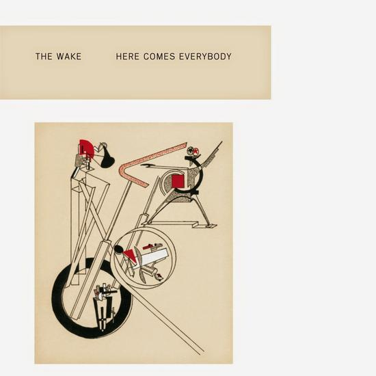 01/04/2015 : THE WAKE - Here comes everybody