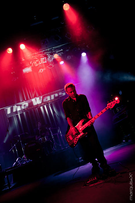 THE WARS - Summer Darkness, Utrecht, The Netherlands