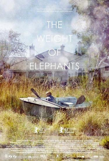 17/02/2015 : DANIEL BORGMAN - The Weight Of Elephants