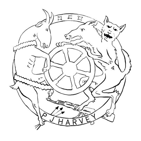 Pj Harvey The Wheel Cd Single Review En Nl Peek A