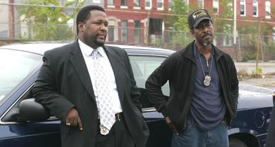 NEWS The Wire in a Blu-ray box