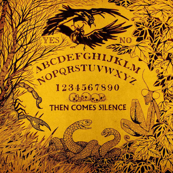 10/02/2015 : THEN COMES SILENCE - Nyctophilian