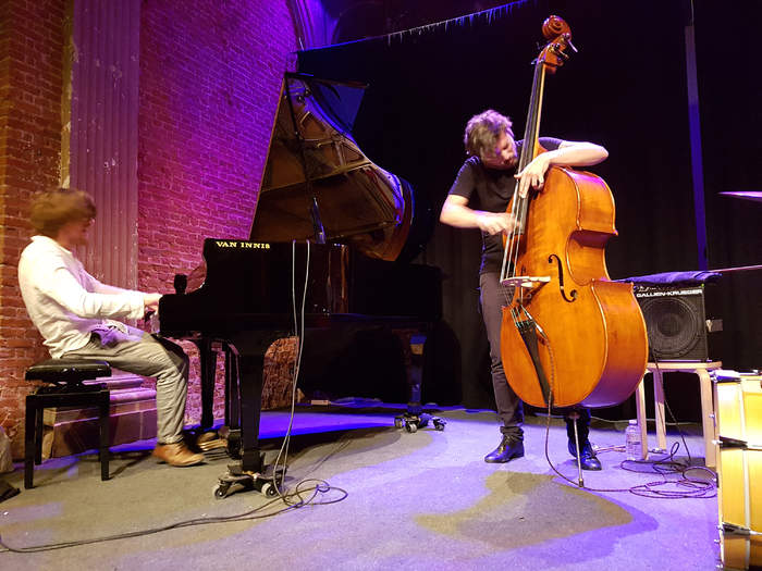10/12/2016 : THIELEMANS GEBRUERS ANTUNES - Mechelen, Jazzzolder (22/07/2016)