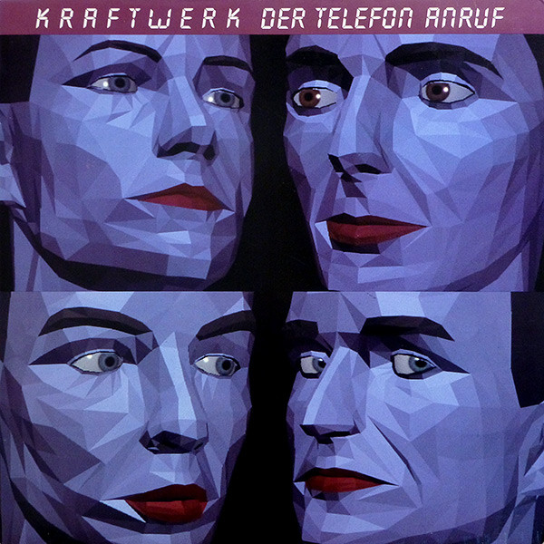 NEWS This February, it's 32 years since Kraftwerk released 'The Telephone Call / Der Telefon-Anruf'.