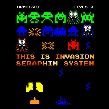 11/11/2015 : SERAPHIM SYSTEM - This Is Invasion