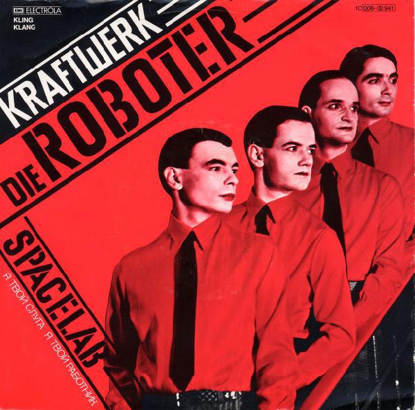 NEWS This month it's been 41 years since Kraftwerk released Die Roboter / The Robots!