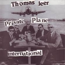 26/05/2015 : THOMAS LEER - Private Plane