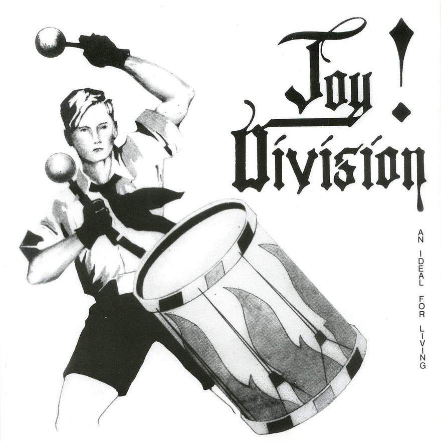 NEWS Today, 41 years ago, Joy Division self-released their very first 7' EP, An Ideal For Living!