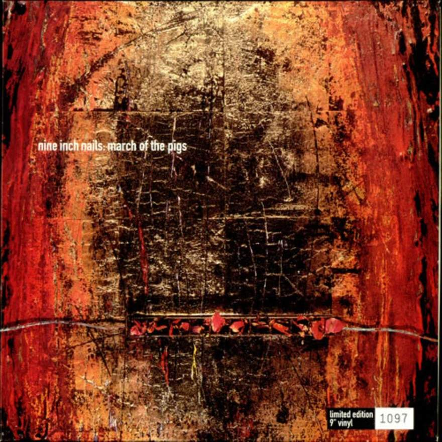 NEWS Today it's exactly 25 years since Nine Inch Nails released March Of The Pigs!