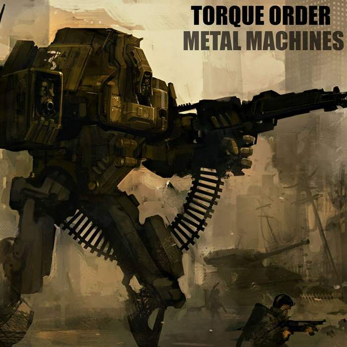 10/12/2016 : TORQUE ORDER - Metal Machines