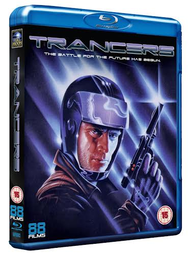 NEWS Trancers comes to Blu-Ray (88 Films)