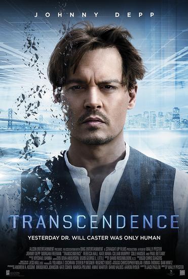 16/12/2014 : WALLY PFISTER - Transcendence