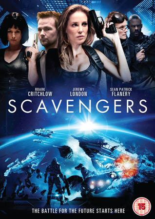 15/01/2014 : TRAVIS ZARIWNY - Scavengers
