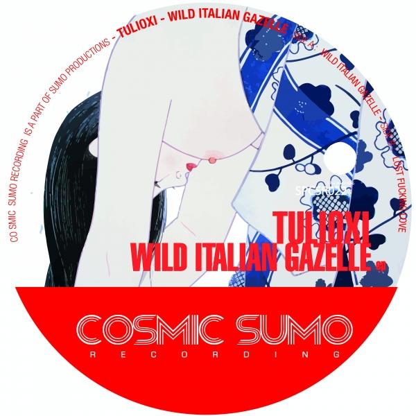 08/12/2017 : TULIOXI - WILD ITALIAN GAZELLE (Part I)