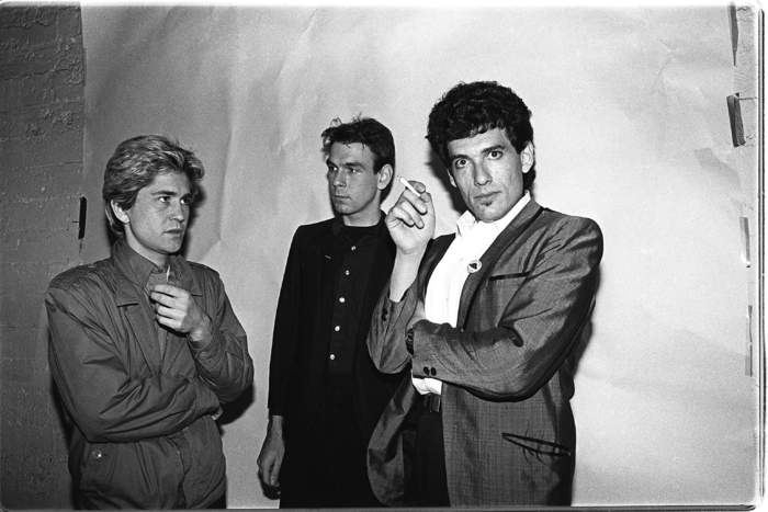 10/12/2016 : TUXEDOMOON - Brussels, Les Ateliers Claus (10/05/2016)