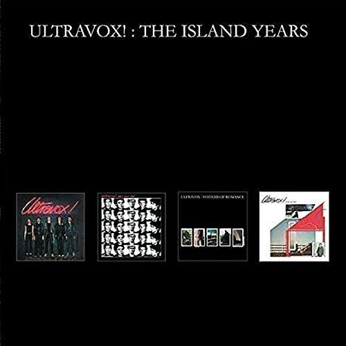 10/12/2016 : ULTRAVOX! - The Island Years