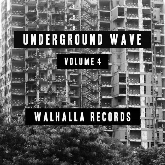 14/03/2014 : VARIOUS ARTISTS - UNDERGROUND WAVE Volume 4