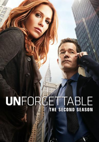 10/09/2014 :  - UNFORGETTABLE -SEASON 2